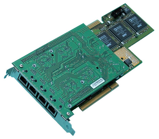 DSP6 EDAT Signal Processor and Data Converter Card